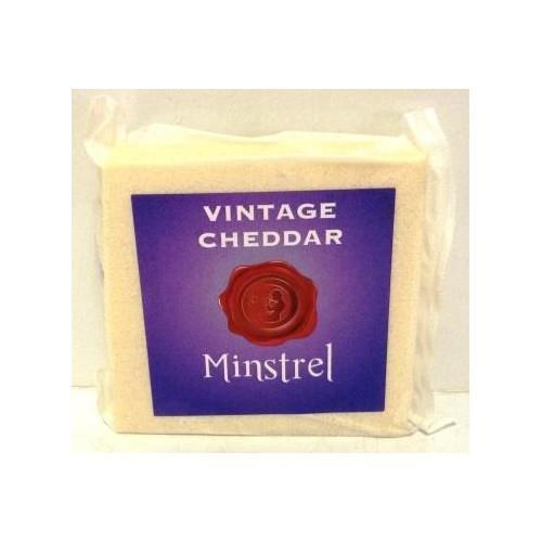 Cheese, Premium Vintage white Cheddar