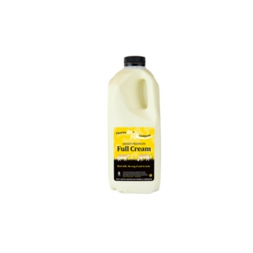 milk, Jersey premium homogenised  2 lts