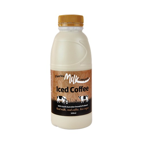 Milk, Ice coffee 500ml