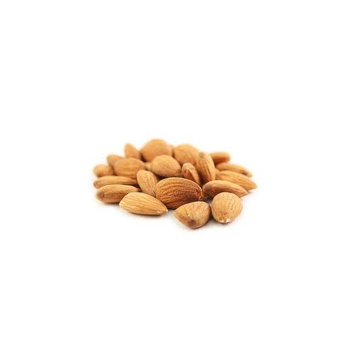 Nuts, Almonds, Raw, 500g