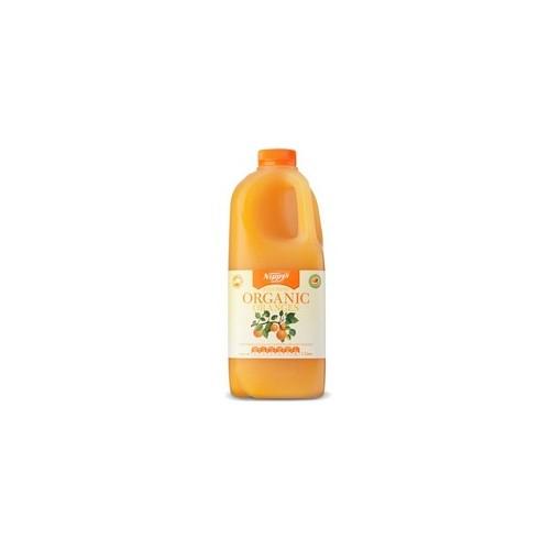 Juice, Organic Orange
