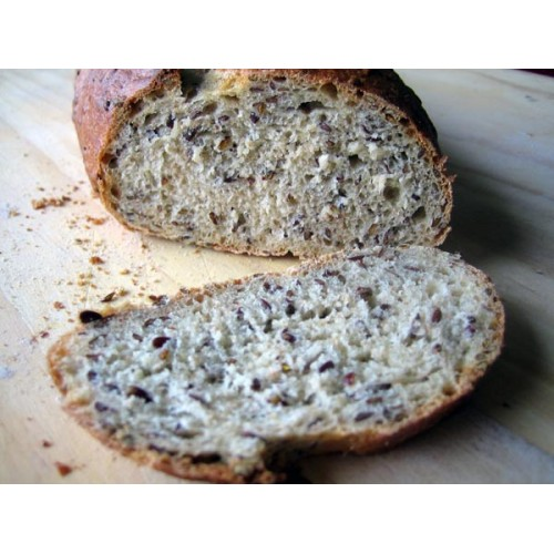 Bread Loaf, Dark seeded