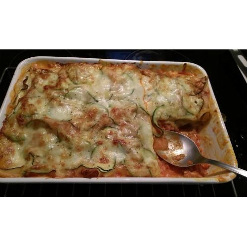 lasagne, family, large