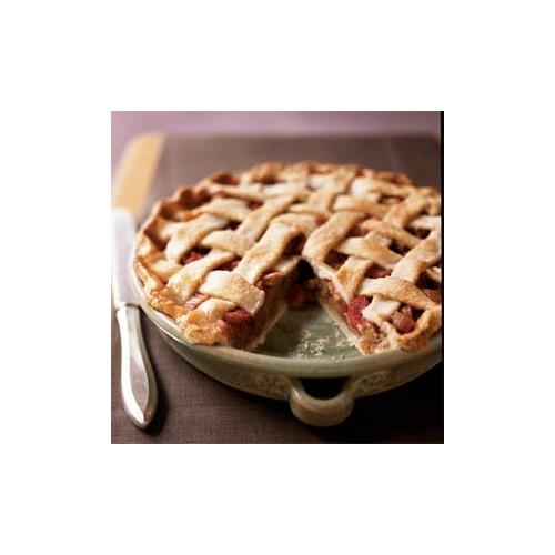 Apple Rhubarb Pie, Family