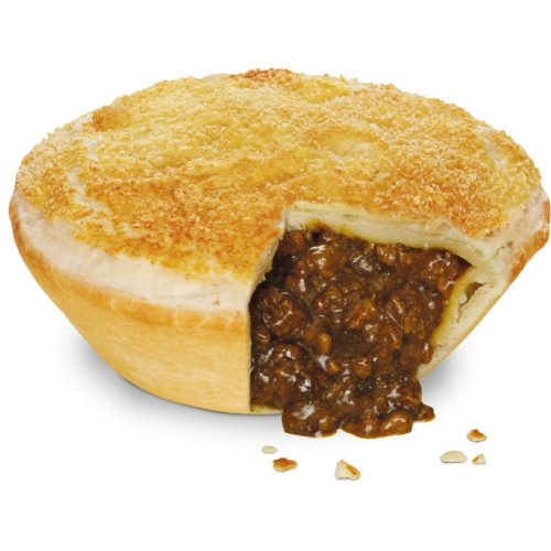 pie, Beef