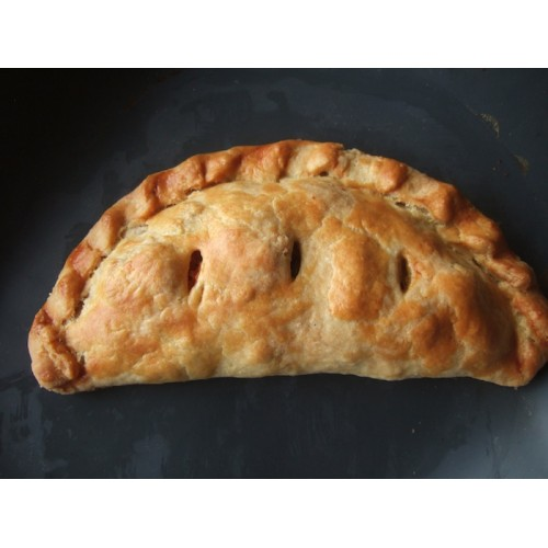 Pasty, ginger & cheese/spinach/pumpkin