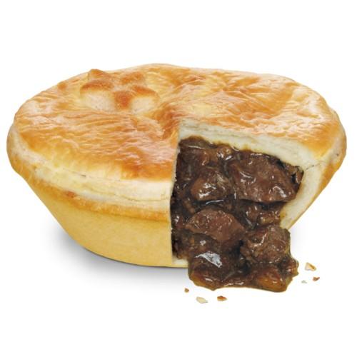 pie, Chunky Steak