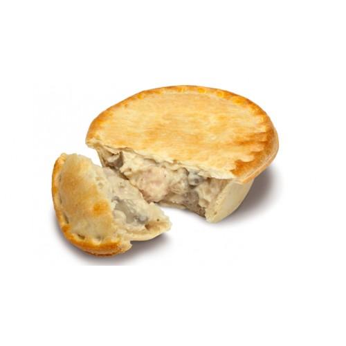 pie, Chicken & Mushroom