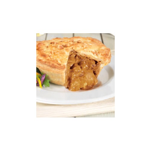 pie, Satay Chicken