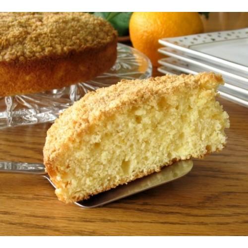 Streusel Cake, Plain