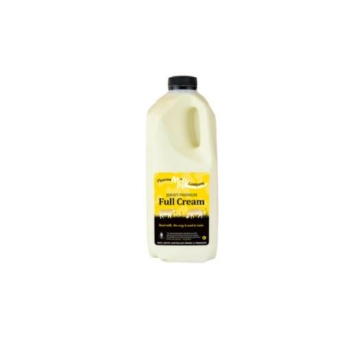 milk, Jersey premium homogenised  2 lts