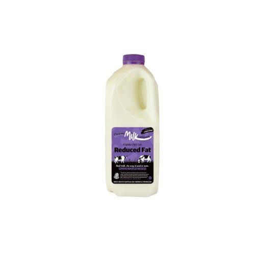 Milk, reduced Low Fat 2 lts