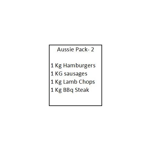 BBQ- Aussie pack 2