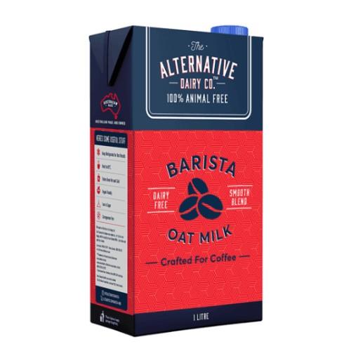 Milk, Oat Milk, Alternative Milk co