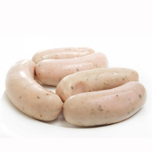 Chicken & Spinach Sausages