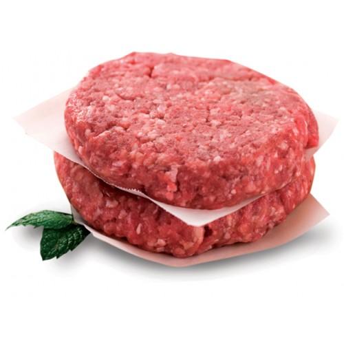 Beef, Patties