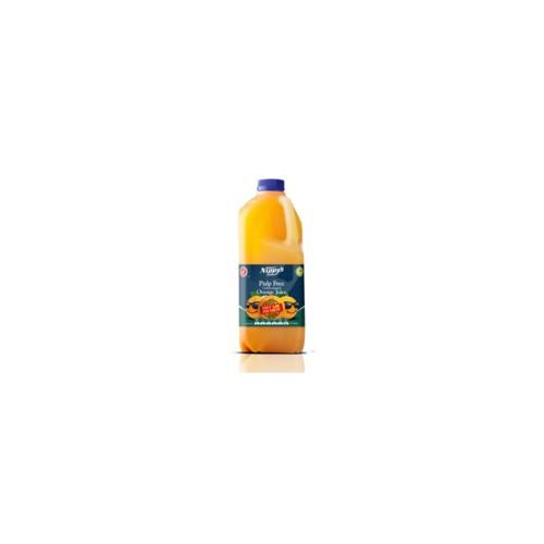 Juice, Orange Pulp Free